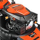 Газонокосилка бензиновая PATRIOT PT 52LS, 200сс, 6,5л.с., 51см, 60л. трав., метал. дека, привод на колесах, фото 7