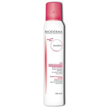 Биодерм Сенсибио спрей дерматологическая вода для чувствительной кожи 150мл.