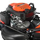 Газонокосилка бензиновая PATRIOT PT 53LSE, 173сс, 5,5л.с., 51см, 60л. трав., метал. дека, на колесах, фото 5