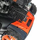 Газонокосилка бензиновая PATRIOT PT 53LSE, 173сс, 5,5л.с., 51см, 60л. трав., метал. дека, на колесах, фото 7