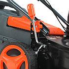 Газонокосилка бензиновая PATRIOT PT 42BS, 125сс, 3,5л.с., 41см, 40л. трав., метал. дека, на колесах, фото 6