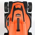 Газонокосилка электрическая PATRIOT PT 2043E, 2.0кВт, 43см, плавный пуск, травосборник 50л пластиковый,, фото 5