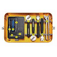 MEDITECH Хирургический набор инструментов 2,4 мм для челюстно-лицевой пластины