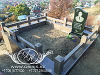Мусульманские мемориальные комплексы из гранита, фото 1