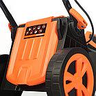 Газонокосилка электрическая PATRIOT PT 1634E, 1.6кВт, 34см, плавный пуск, травосборник 35л пластиковый, фото 9