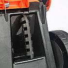 Газонокосилка электрическая PATRIOT PT 1634E, 1.6кВт, 34см, плавный пуск, травосборник 35л пластиковый, фото 10