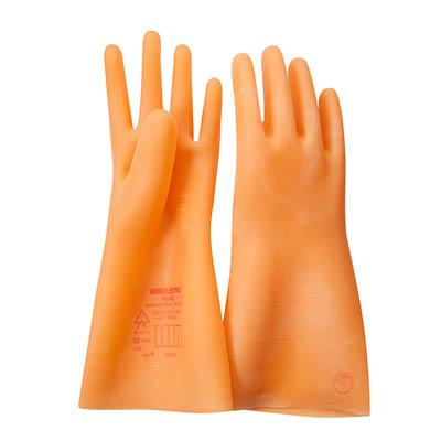 Перчатки резиновые диэлектрические, класс 0