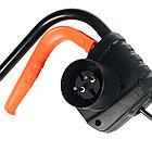 Газонокосилка электрическая PATRIOT PT 1433E, 1.4кВт, 32см, плавный пуск, травосборник 30л пластиковый, фото 4