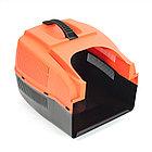Газонокосилка электрическая PATRIOT PT 1433E, 1.4кВт, 32см, плавный пуск, травосборник 30л пластиковый, фото 5