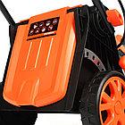 Газонокосилка электрическая PATRIOT PT 1433E, 1.4кВт, 32см, плавный пуск, травосборник 30л пластиковый, фото 9