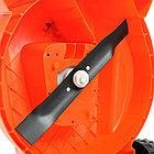 Газонокосилка электрическая PATRIOT PT 1130E, 1300 Вт, 32см, высота 3 позиц, пластик. травосбоник 30л, фото 8