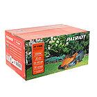 Газонокосилка электрическая PATRIOT PT 1130E, 1300 Вт, 32см, высота 3 позиц, пластик. травосбоник 30л, фото 9