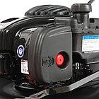 Газонокосилка бензиновая PATRIOT PT 47BS, 140сс, 4л.с., 46см, 60л. трав., метал. дека, фото 5