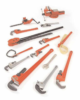 Инструмент и оборудование для работы с трубами и арматурой