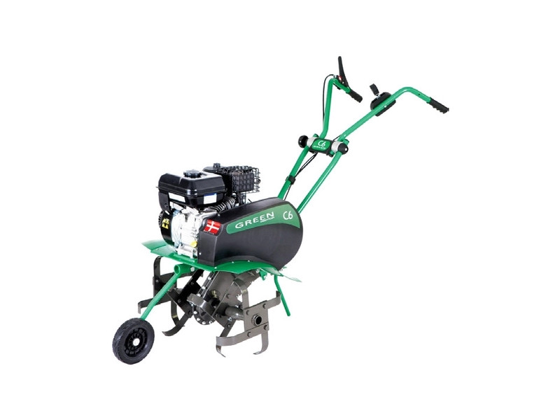 Мотокультиватор Green Tiller C6 (B&S)