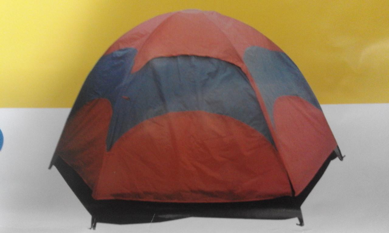 Палатка двухслойная - фото 2