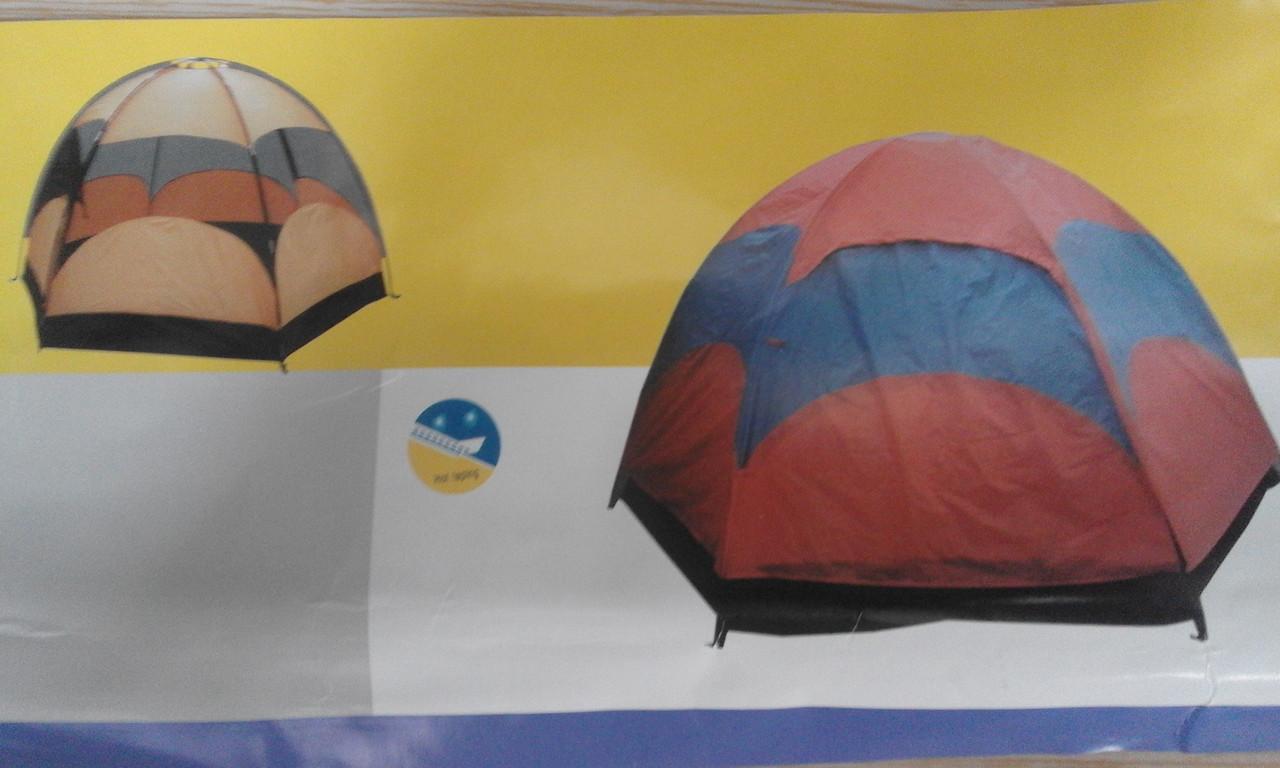 Палатка двухслойная - фото 3