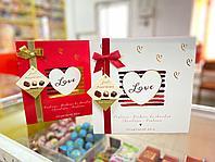 Коробка конфет подарочная I love you (ассорти вкусов)