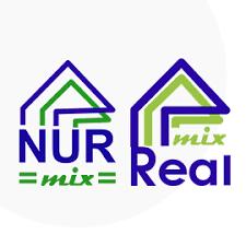 Клей кладочный для блоков NUR MIX 25 кг