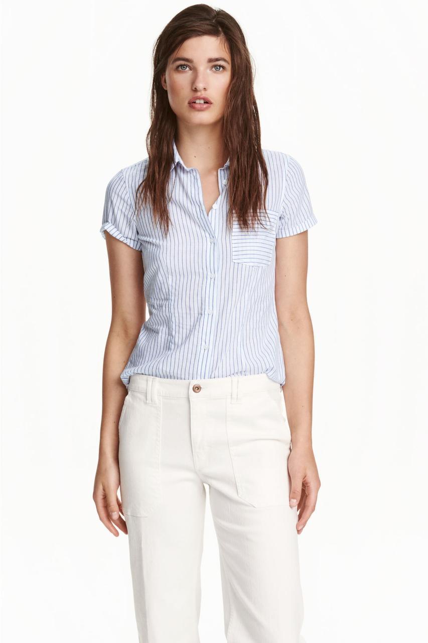 H&M Рубашка женская - Е2