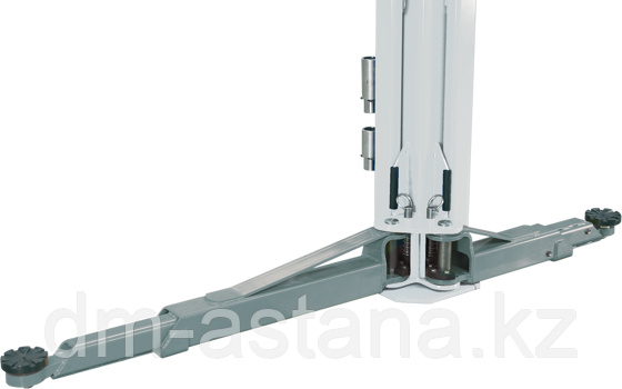 Подъемник двухстоечный электрогидравлический г/п 3,5 тонны (высота 4170 мм) ROTARY (Германия) - фото 6