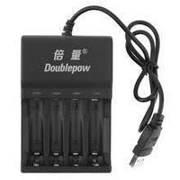 Зарядное устройство Doublepow DC 5V 4 слота