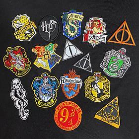 Нашивки по Гарри Поттеру
