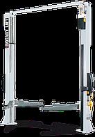 Подъемник двухстоечный электрогидравлический г/п 4,5 тонны (высота 3865 мм) ROTARY (Германия) электро/стопора