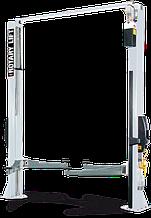 Подъемник двухстоечный электрогидравлический г/п 5,5 тонны (высота 4170 мм)  ROTARY (Германия) электро/стопора