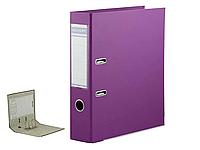 Папка-регистратор KUVERT А4, ширина корешка 72 мм, фиолетовая