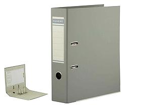 Папка-регистратор KUVERT А4, ширина корешка 72 мм, серая