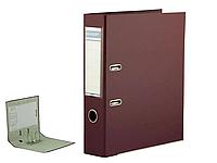 Папка-регистратор KUVERT А4, ширина корешка 50 мм, бордовая