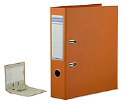 Папка-регистратор KUVERT А4, ширина корешка 50 мм, оранжевая