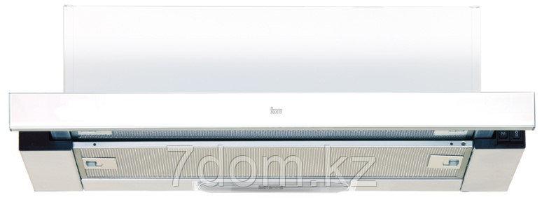 Вытяжка встраиваемая Teka LS 60 White/Glass, фото 2