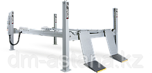 Подъемник четырехстоечный с гладким платформой г/п 4,0 тонны, длина трапа 4,70 мм ROTARY (Германия)