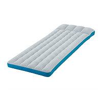 Матрас надувной односпальный с усиленным основанием Intex 67998