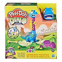 Play-Doh Плейдо игровой набор пластилина «Растущий Динозаврик», фото 1