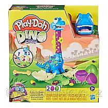 Play-Doh Плейдо игровой набор пластилина «Растущий Динозаврик»