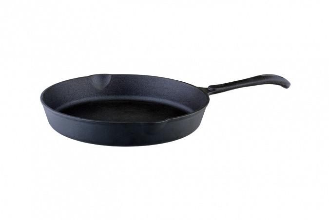 Сковорода VINZER Cast Iron 89520 26 см