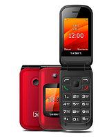 Мобильный телефон Texet TM-B202 красный