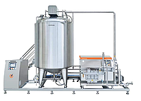 Оборудование для производства соусов (кетчуп майонез)