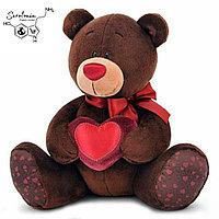 Мягкая игрушка медведь 25 см