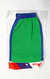 Мочалка варежка скраб Оригинал  Китай, фото 2