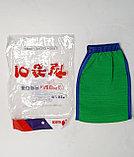 Мочалка варежка скраб Оригинал  Китай, фото 3
