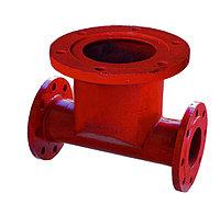 Подставка под пожарный гидрант стальн.фланцевая (ППДФ) Д- 100 мм