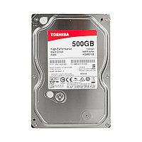 "Жёсткий диск HDD 500Gb Toshiba P300 SATA6Gb/s 7200rpm 64Mb 3,5"" HDWD105UZSVA"