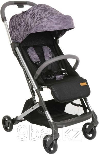 Коляска Pituso Style камуфляж фиолетовый