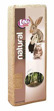 Опилки для грызунов Lolo Pets, 12 л