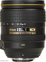 Объектив Nikon AF-S 24-120MM F/4G ED VR AF-S NIKKOR LENS в оригинальной коробке