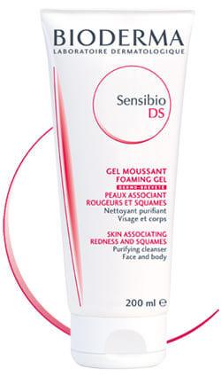 Биодерма Сенсибио DS Очищающий гель-мусс при себорейном дерматите 200 мл